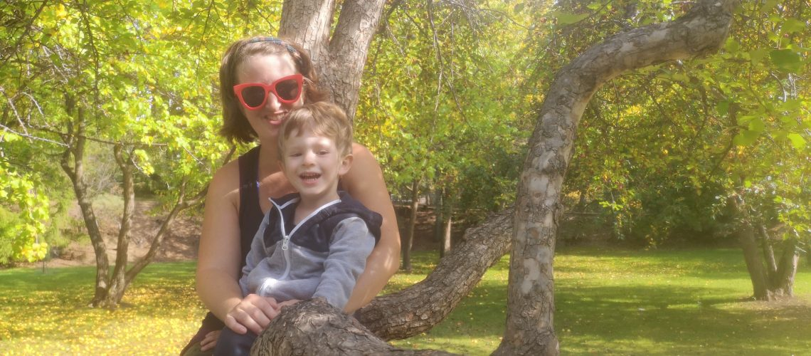Erin & Kid